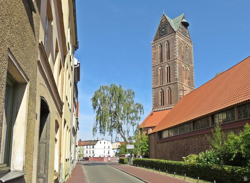 Wismar (8) – Der St. Marien-Kirchturm